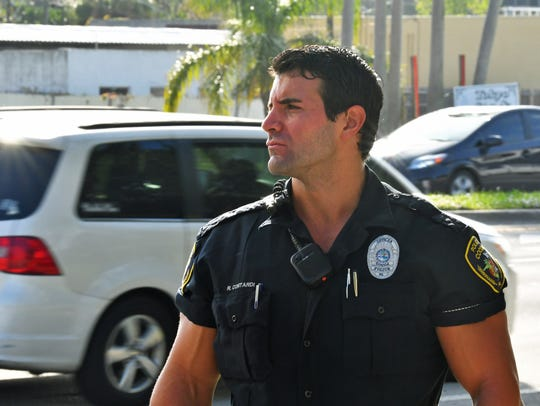 Cocoa Police Officer Rock Contardi talks about texting