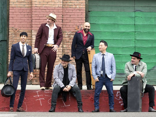 Grammy Award-winning Latin alternative band Ozomatli