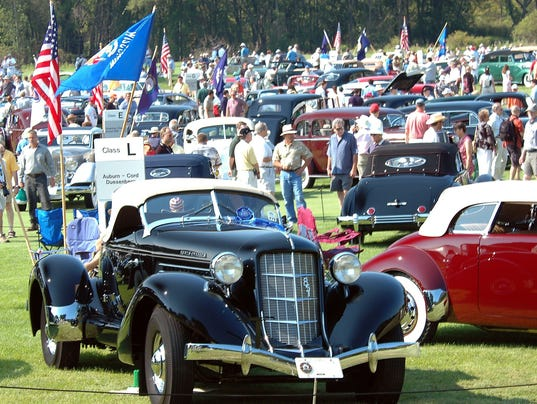 2015 Concours D Elegance Set For July 24 26 In Plymouth
