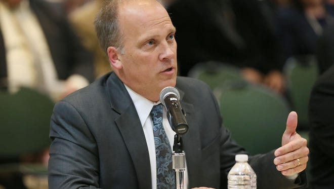Attorney General Brad Schimel is appealing a ruling that struck down election maps for the Wisconsin Assembly.