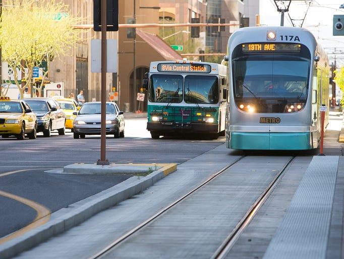 Phoenix budget adds services despite future risks