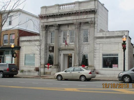 The Schultz (former Bank of Spencerport) building today.