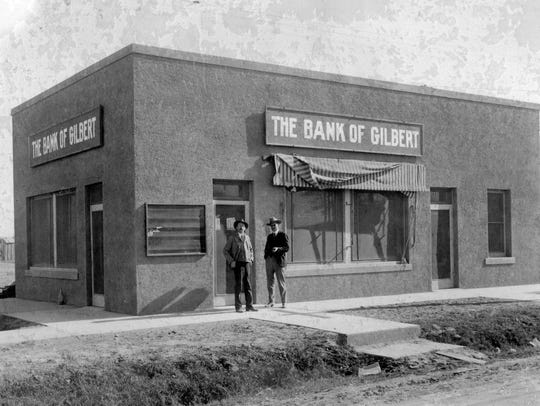Bank of Gilbert (1917)