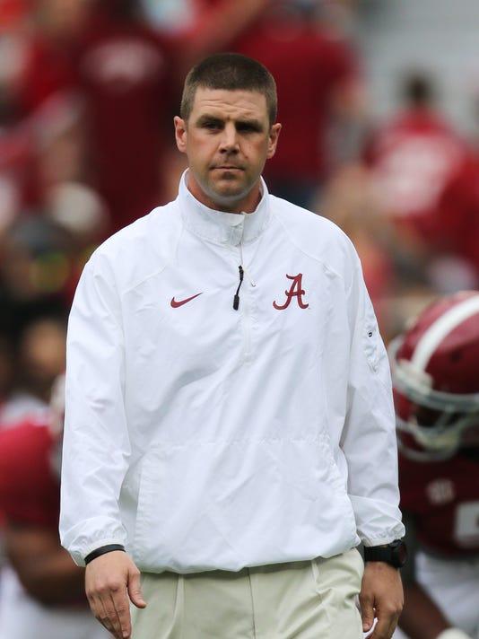 NCAA Football: Alabama-A Day