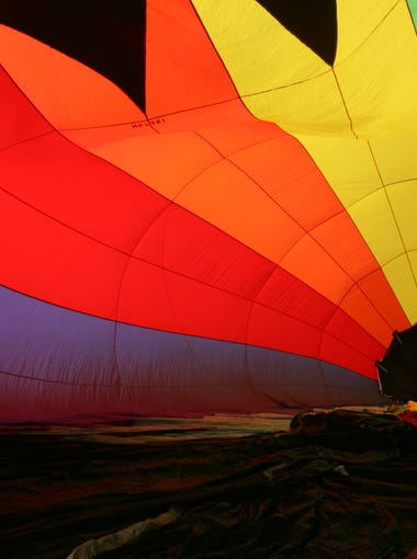 Go to the Moutai Polo and Balloon Festival in Indio