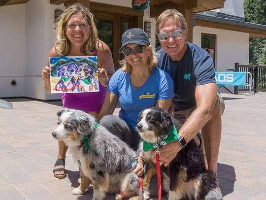 The second annual Mutt Strut takes place Labor Day Weekend, featuring a fun 5k run, dog games, music, food and other activities.