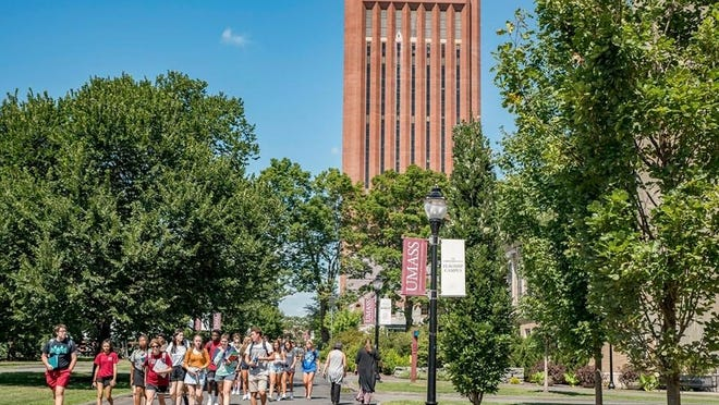 The University of Massachusetts Amherst announced Friday that some students will be invited back to campus next semester after learning remotely throughout the fall.