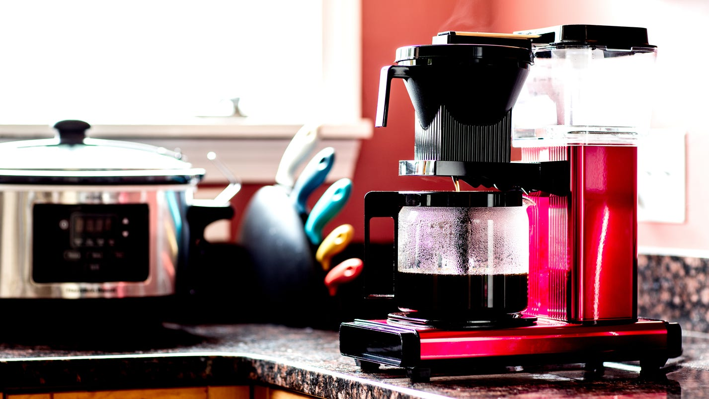 Technivorm Moccamaster: Our favorite drip coffee maker is at a rare low  price right now