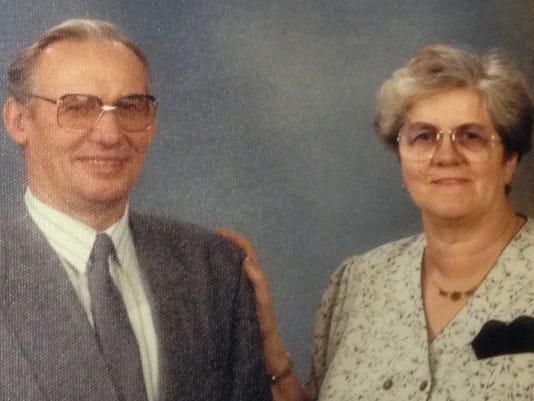 Gerhard and Charlotte Saur w-Hyatt story