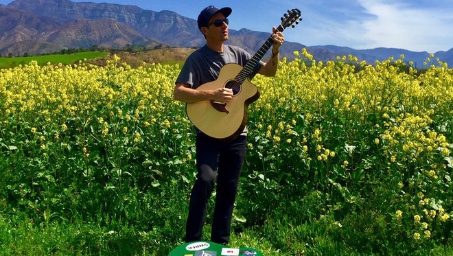 Stephen Inglis will perform May 11 at Beatrice Wood Center for the Arts in Ojai.