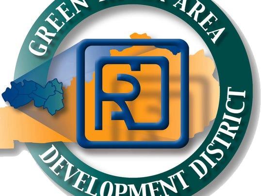 GRADD ( Green River Area Development District ) logo 2014