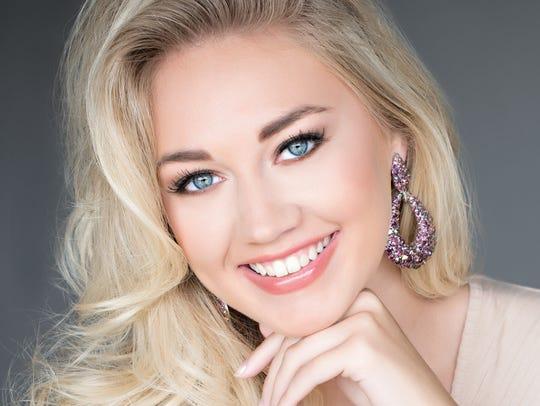 Miss McMinnville Corbin Hinson