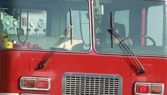 A fire caused residents in Sycamore Township to evacuated their home Thursday afternoon.