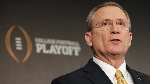 Jeff Long, College Football Playoff selections committee