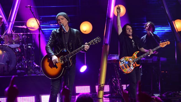 The Goo Goo Dolls will perform a sold out concert at Wilmington's baby grand in April.