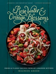"""Rose Water & Orange Blossoms,"" a Lebanese cookbook"