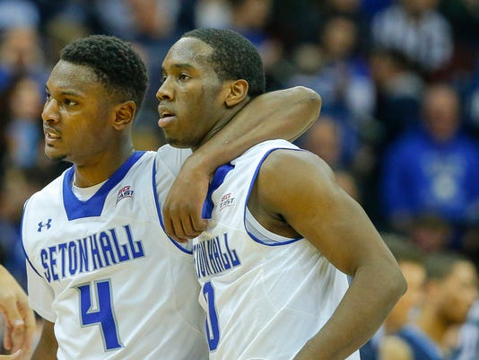 NCAA Basketball: Villanova at Seton Hall