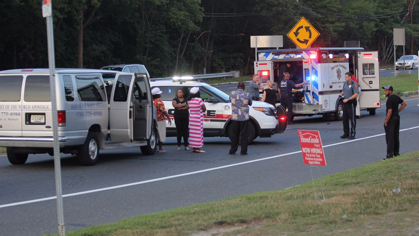 Crash involving pedestrian snarls traffic on rt 66 in neptune for 66 nail salon neptune nj