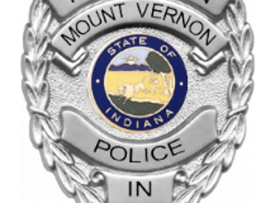 mount vernon police logo
