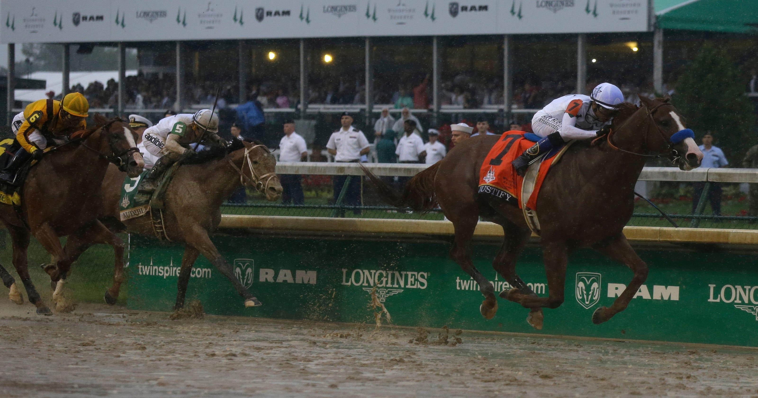 0dcc81dcd8ddb The Latest  Jockeys wearing multiple googles during races