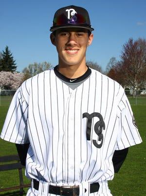 Daniel Zavala, North Salem baseball.