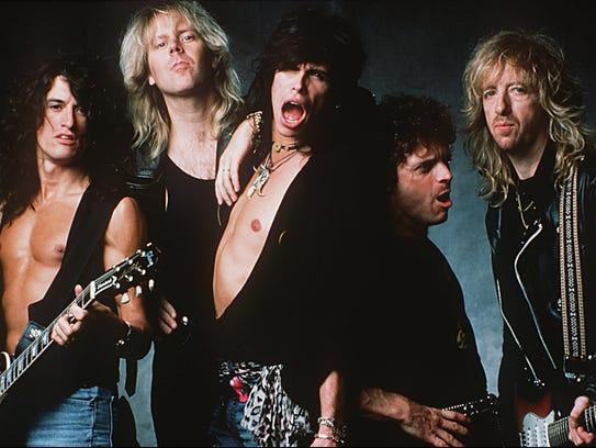 Aerosmith, circa 1994