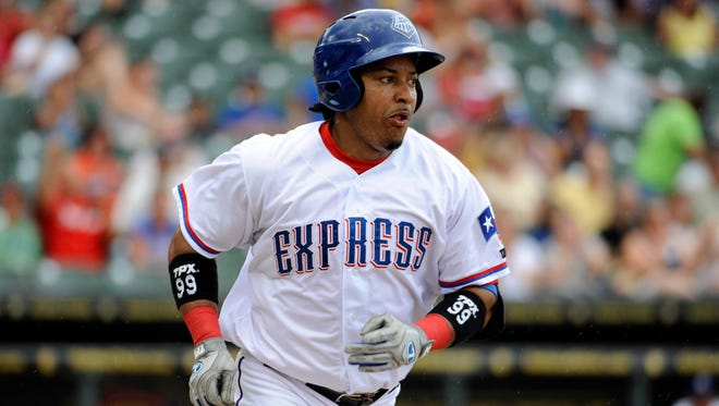 Manny Ramirez hit .259 with three home runs and 13 RBI with the Rangers' Triple-A affiliate.
