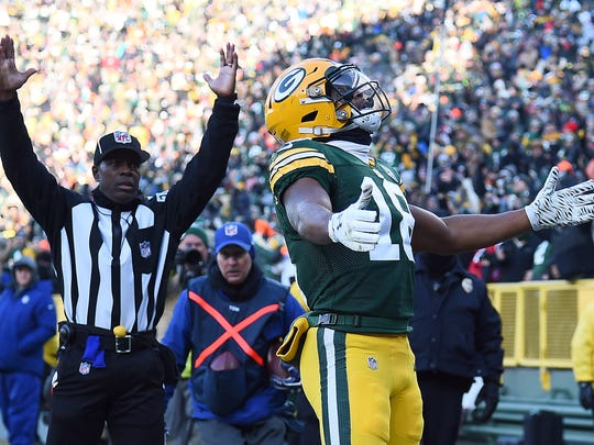Randall Cobb's ability outside slot, big slide in production (Q&A session)