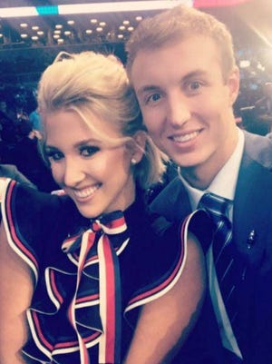 """Savannah Chrisley of TV's """"Chrisley Knows Best"""" and Pistons No. 1 pick Luke Kennard have reportedly split up."""