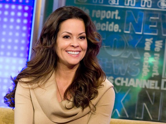 """FILE - FEBRUARY 21: According to reports February 21, 2014, Brooke Burke-Charvet will not be returning as a co-host on season 18 of ABC's """"Dancing With the Stars""""."""