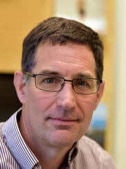David Gerdes,  physics and astronomy professor at the