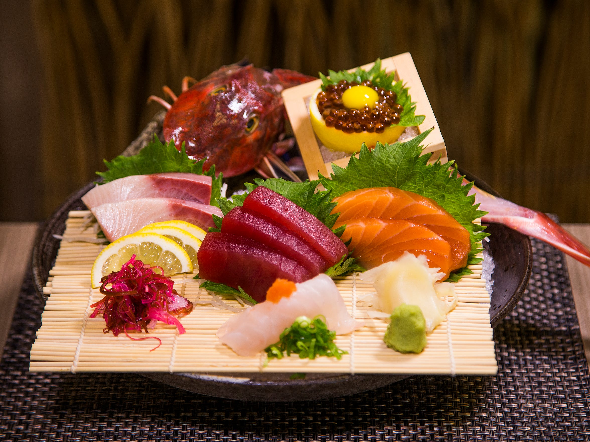 Sushi Nakano is a new sushi restaurant in Ahwatukee.