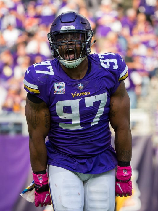 NFL: Baltimore Ravens at Minnesota Vikings