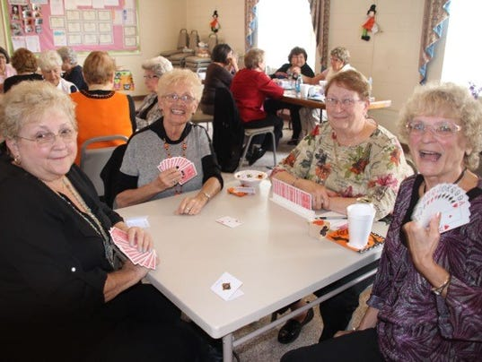 Millville Woman's Club Game Day