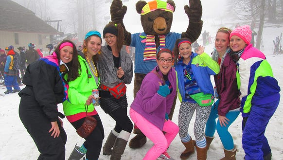 Beech Mountain Ski Resort holds its sixth annual Totally