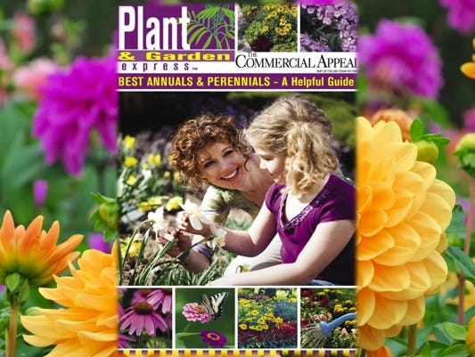 "Commercial Appeal Insiders receive a free download of  ""Plants and Garden express"" this month."