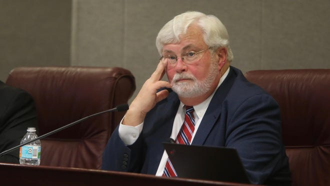 Sen. Jack Latvala has been accused of inappropriately touching and harassing female Senate workers and visitors at the Florida Capitol. Latvala is a candidate for Florida governor.