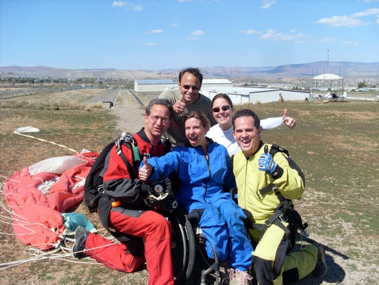 Red Rock Skydiving