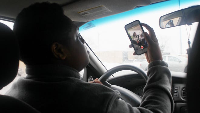 The Suburban Collection and Farmington Public Schools are partnering in a public service announcement contest that focuses on the dangers of distracted driving.