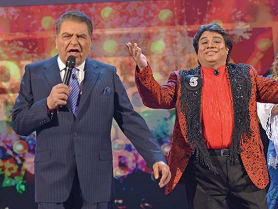 Don Francisco says Sábado Gigante's legacy will be