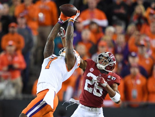 Mike Williams caught eight passes, including a touchdown,