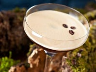 The crème of cacao and other stylish sips