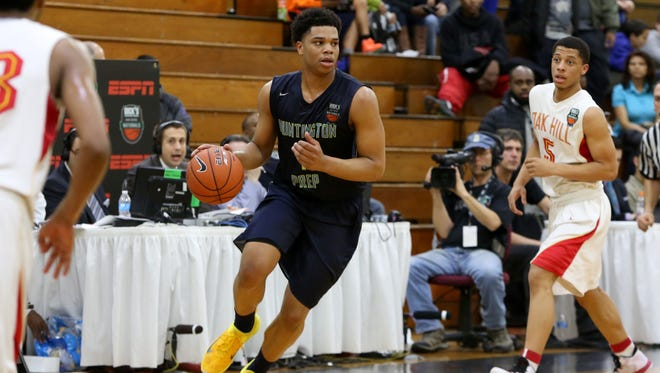 Miles Bridges (pictured) named Indiana in his top eight Tuesday.
