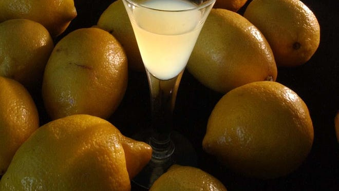 Limoncello, or lemoncello, is a lemony liquor served ice cold. It can also be used in cooking and baking.
