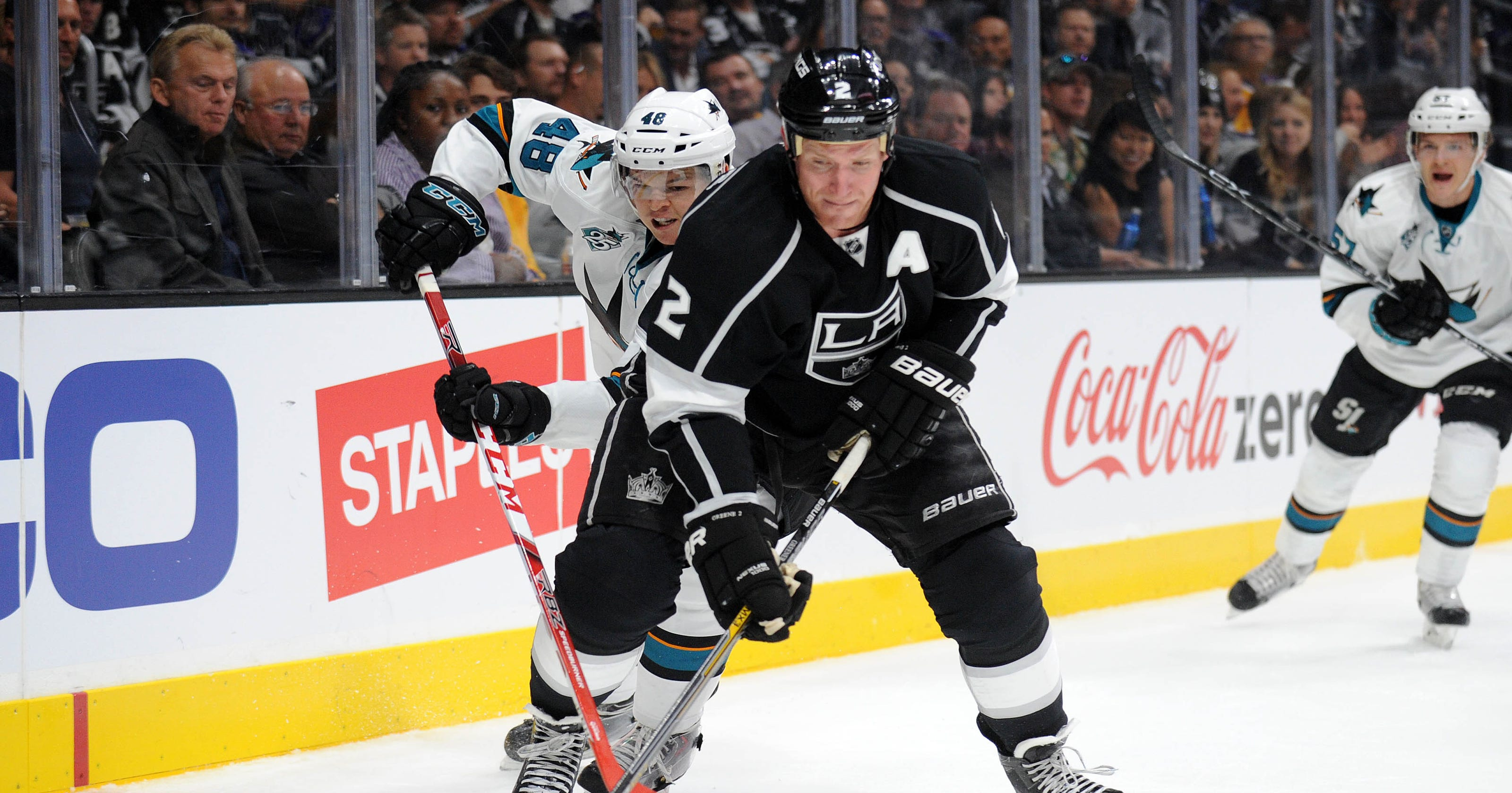 Stanley Cup champion Matt Greene had dream career in hockey
