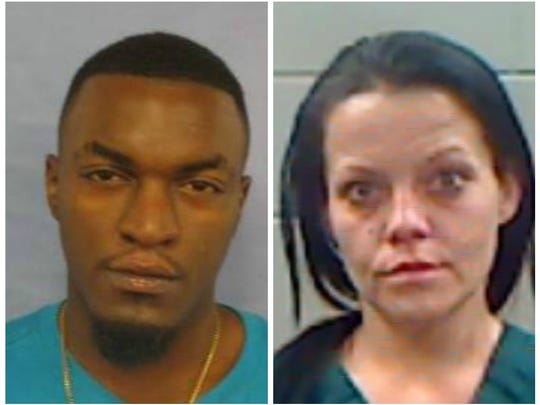 Ulylesses Deer and Lisa Courtney are wanted on conspiracy to commit armed robbery
