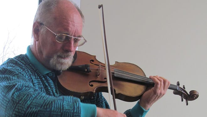 The American Civil Liberties Union sued the town of Ocean City, Md., on behalf of violinist Bill Hassay.