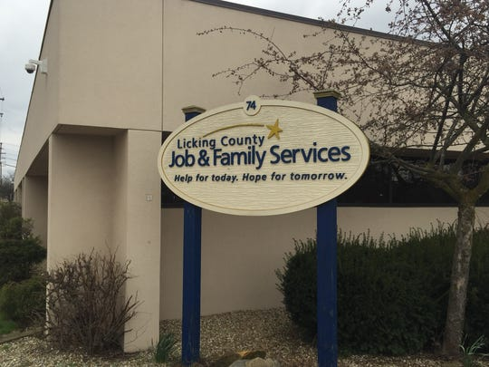 Licking County Job and Family Services.