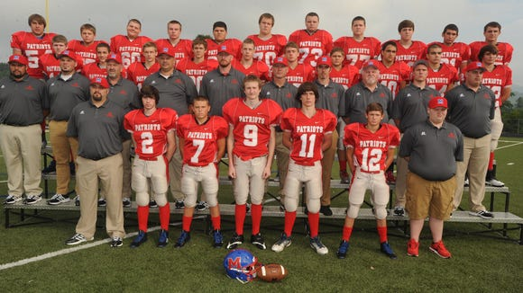 Madison's football team.