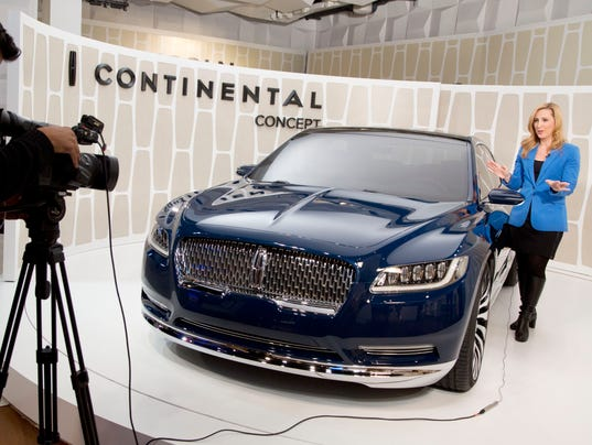 lincoln prices continental to start at 45 485. Black Bedroom Furniture Sets. Home Design Ideas